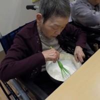 10/17(月)小規模特別養護老人ホーム大曾根様にて食リハサポートを行いました!