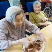 4/4(火)特別養護老人ホーム大曾根様にて食リハサポートを行いました!