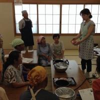 7/21(金)に「一人暮らし・高齢者世帯のための料理教室」を担当しました!