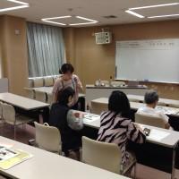 7/29㈯に男女共同参画センター健康講座を担当しました!