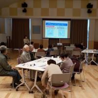 11/16㈭におおえ町民大学シルバー講座を担当しました。