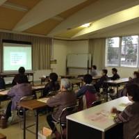 10/30(月)に河北町さんにて「はつらつ健康講座」を担当しました!