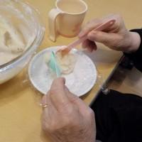 1/11㈭に特別養護老人ホーム大曽根様にて食リハを行いました!