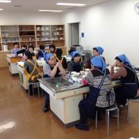 12/5(火)に「東根市食生活改善推進員研修」で講話と調理実習を担当しました!