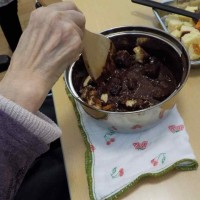 2/13㈫に特別養護老人ホーム大曽根様にて食リハを行いました!