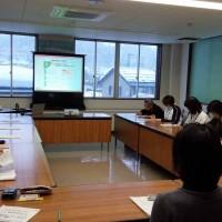2/6㈫に大江町高齢者保健福祉サービスチーム調整会議研修会の講師を担当しました!