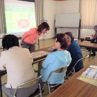 10/29(月)に河北町西里地区さんにて「はつらつ健康講座」を担当しました!