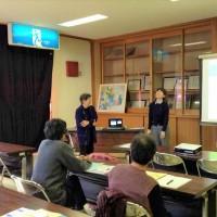 11/28(水)に河北町溝延地区さんにて「はつらつ健康講座」を担当しました!