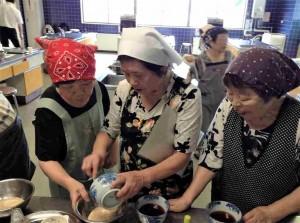 8/1(木)に【福祉文化センター希望の家】さまの料理教室を担当しました!