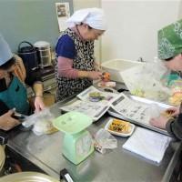 11/8(金)に大江町さまにて災害対策の講話&料理教室を担当しました!