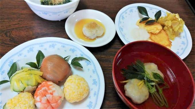 10/23(水)に【家族で食べる正月料理教室】を担当しました!