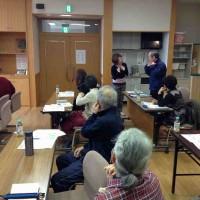12/7(土)に「東根市社会福祉協議会様主催の介護者家族教室」を担当しました!