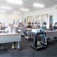7/17(金)東根市にて認知症・予防カフェの講話を担当しました!