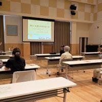 9/11(金)に大江町健康教室を担当させて頂きました!