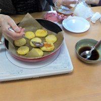 10/12(月)におおぞらケアセンター様にて食リハを行いました!