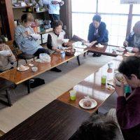 2/25(木)に地域の居場所みんなこ家(え)さまにてプチ料理講話を担当しました!