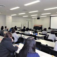 2/18(木)に「東根市食生活改善推進員養成講座」を担当しました!